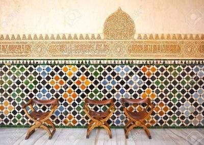 33232340-islamitische-decoratie-paleis-van-de-alhambra-patio-van-het-arrayanes-granada-andalusië-spanje