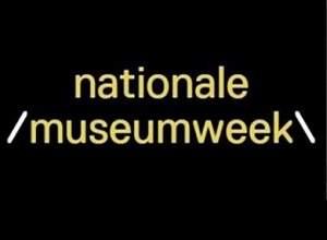 Nationale Museumweek 2019